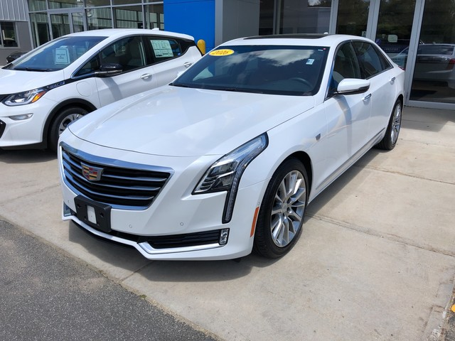 Pre-Owned 2016 Cadillac CT6 Luxury AWD