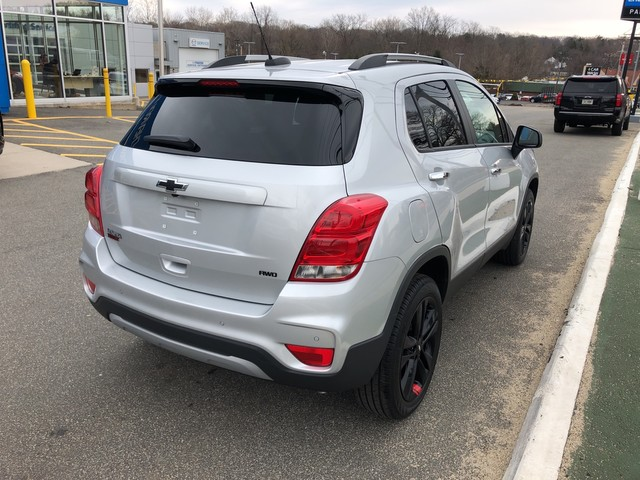 Pre-Owned 2019 Chevrolet Trax LT