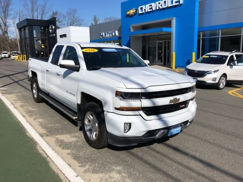 Pre-Owned 2016 Chevrolet Silverado 1500 LT Four Wheel Drive Standard Bed