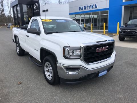 Pre-Owned 2017 GMC Sierra 1500 Rear Wheel Drive Long Bed