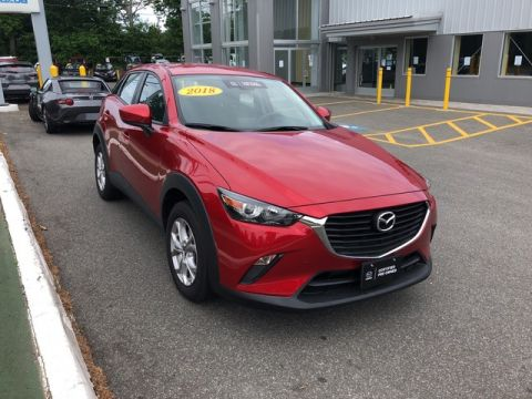Certified Pre-Owned 2018 Mazda CX-3 Sport