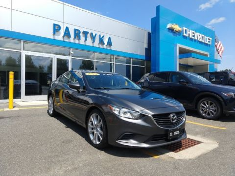 Certified Pre-Owned 2015 Mazda6 i Touring