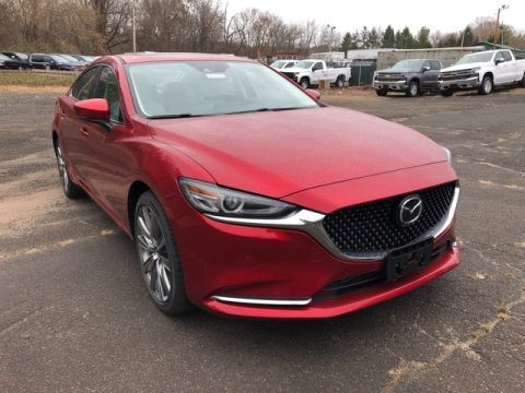 New 2019 Mazda6 Grand Touring Reserve With Navigation