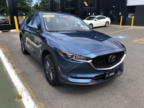 Certified Pre-Owned 2020 Mazda CX-5 Sport AWD