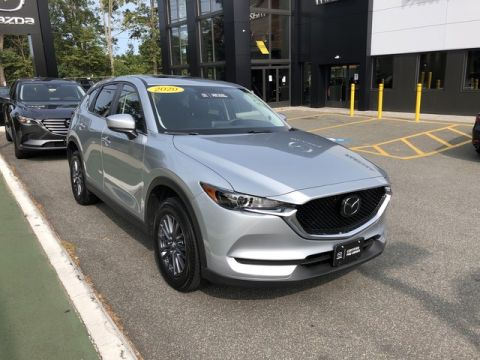 Certified Pre-Owned 2020 Mazda CX-5 Touring AWD