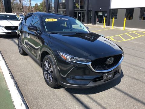 Certified Pre-Owned 2018 Mazda CX-5 Grand Touring With Navigation & AWD