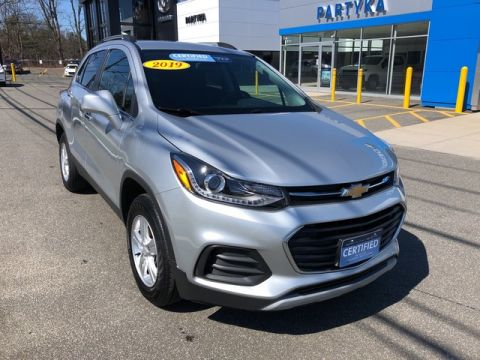 Pre-Owned 2019 Chevrolet Trax LT AWD